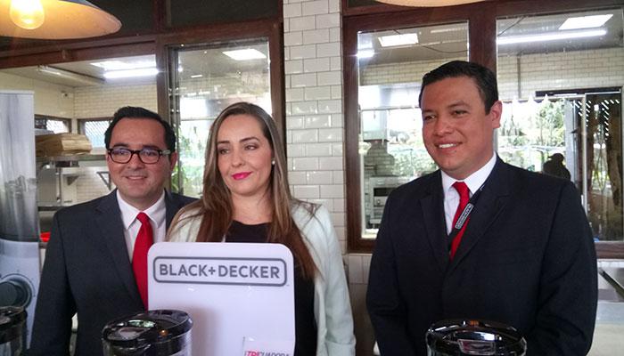 Black&Decker presentó la nueva Tricuadora