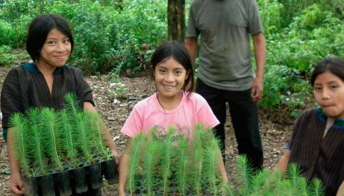 Tzununá un proyecto integral apoyado por Fundación Castillo Córdova