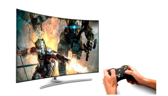Q Led TV de Samsung tiene la solución para los amantes de videojuegos