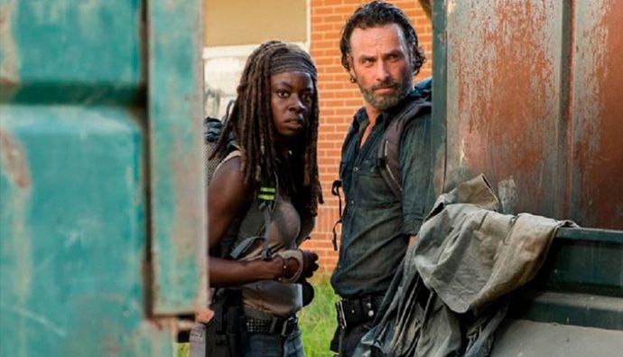 """Un doble de acción muere durante rodaje de """"The Walking Dead"""""""