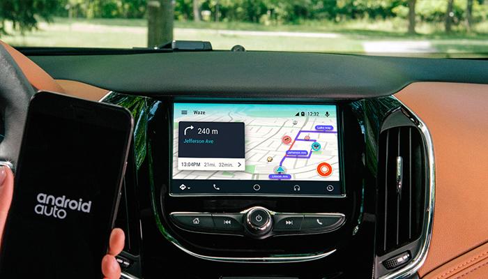 Waze ya se encuentra disponible para Android Auto