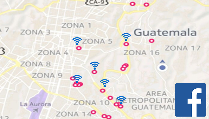 Ahora Facebook ayuda a encontrar redes Wi-Fi gratis