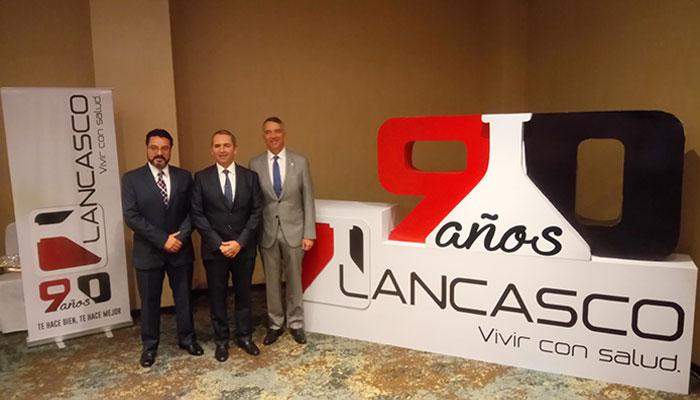 Corporación LANCASCO arriba a 90 años de liderazgo, respaldo y prestigio