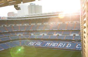 Así es como Microsoft ayuda al equipo del Real Madrid