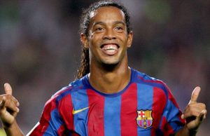 Ronaldinho Gaúcho aparecerá como leyenda en 'FIFA 18'