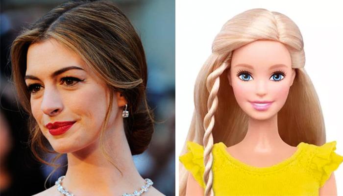 Anne Hathaway interpretará el papel de Barbie en su próxima película