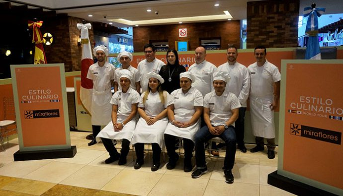 Miraflores presenta la cuarta edición de Estilo Culinario World Tour