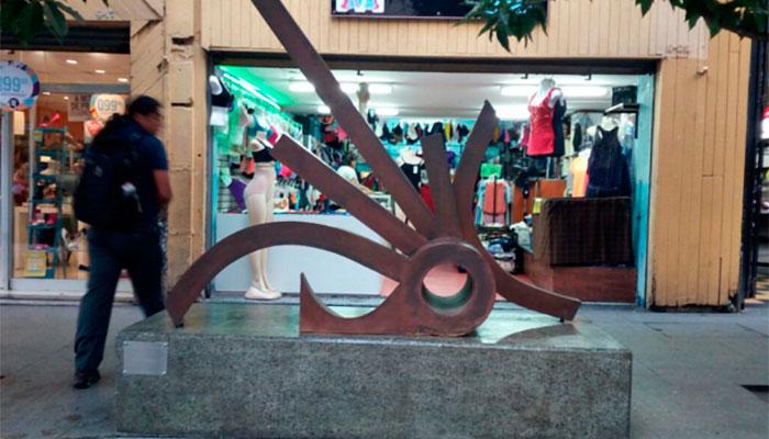 Nuevas esculturas en Paseo de la Sexta gracias a EEGSA