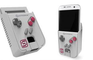 Convierte tu smartphone en un Game Boy