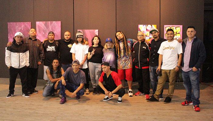 Fundación G&T Continental inaugura exposición del arte de la cultura urbana