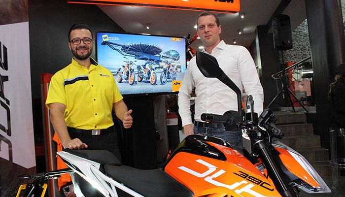 Adrenalina y Emoción en los nuevos modelos de KTM