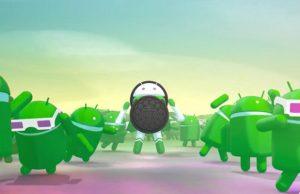 """Google utilizó el eclipse solar para lanzar """"Android Oreo""""."""