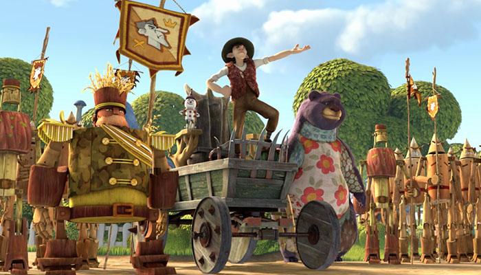 """Estreno de la película """"El viaje fantástico a Oz"""""""