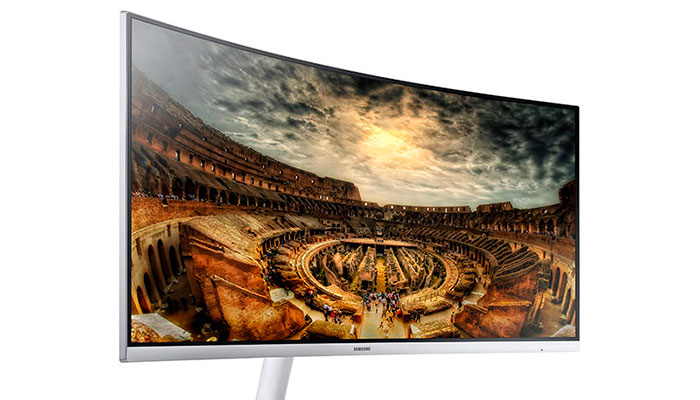 Los Televisores Curvos de Samsung mejoran la productividad