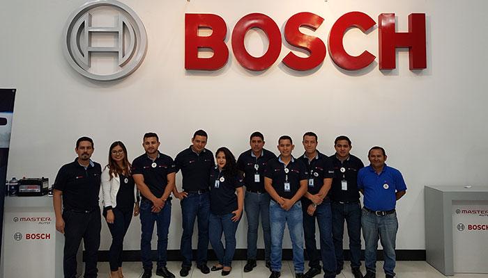 Master Auto BOSCH y Muni Guate de la mano en campaña de Seguridad Vial