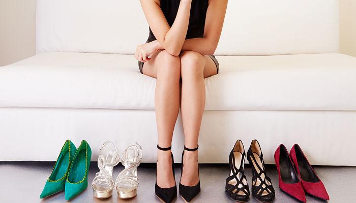 ¿Cómo utilizar tacones sin dañar tus pies?
