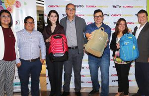 Lanzamiento de TOTTO Lab en Guatemala