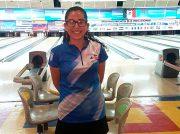 Joven guatemalteca consigue medalla de oro en el Panamericano Juvenil de Boliche 2017