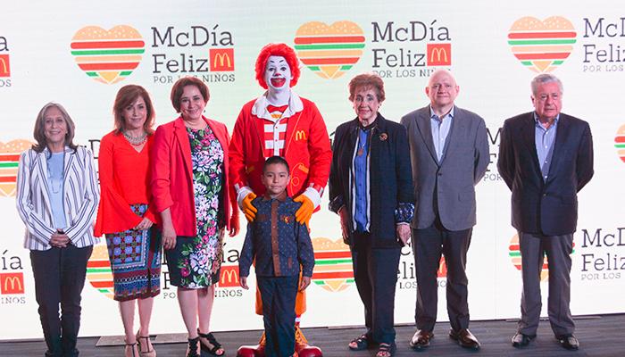 McDonald's invita a participar en el 19º McDía Feliz