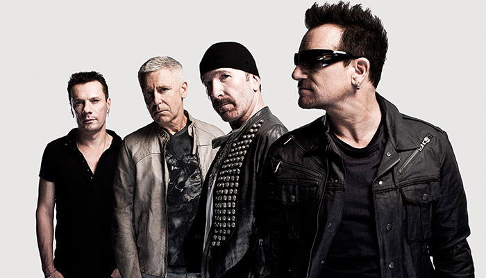 "U2 estrena el nuevo sencillo ""You're The Best Thing About Me"""