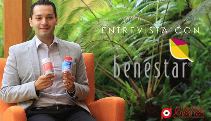 Entrevista: Conoce cómo cuidar tu salud con productos Benestar