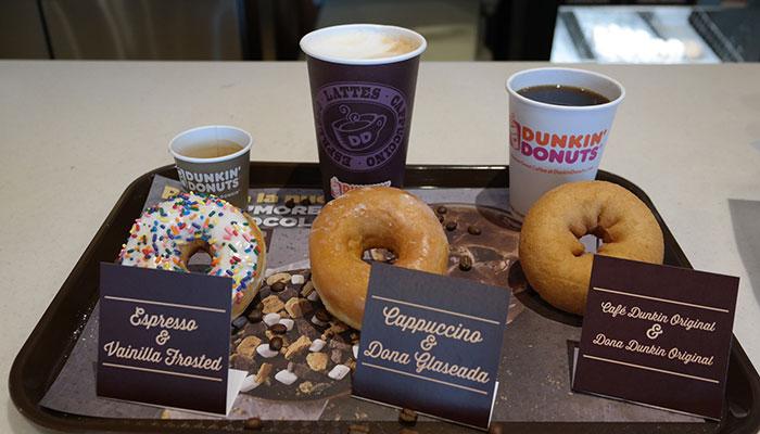 Celebra el Día Internacional del Café con Dunkin´Donuts