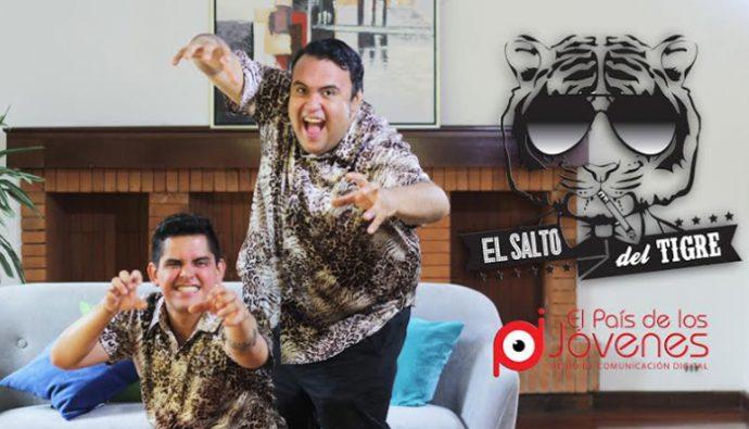"""Entrevista: El Salto del Tigre presentan su tema """"Esto no es normal"""""""