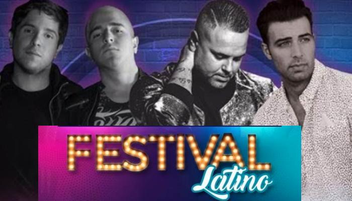 Detalles del Festival Latino en Guatemala, Noviembre 2017