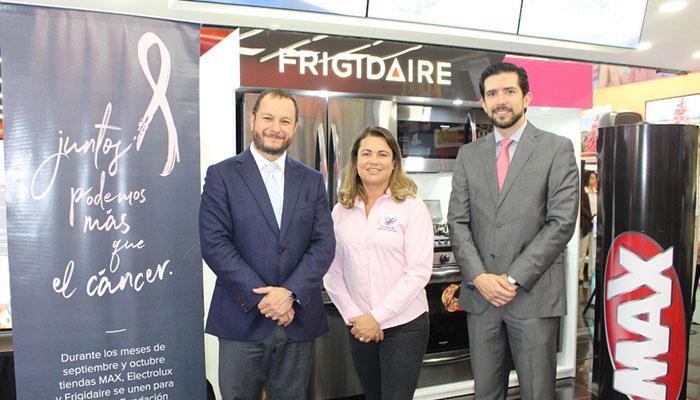 Frigidaire ahora es parte del portafolio de Tiendas Max