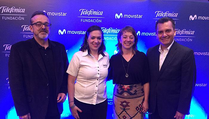 El Top-100 de Innovaciones Educativas presentadas por Fundación Telefónica