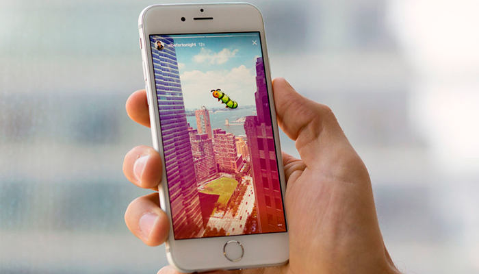Las historias de Instagram llegan a Facebook