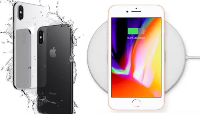 Presentan finalmente el iPhone 8, 8 plus y IPhone X