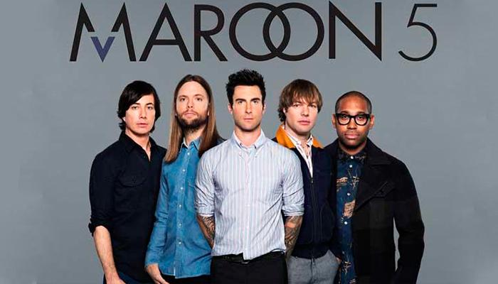 Última hora: Maroon 5 reprograma concierto en Guatemala