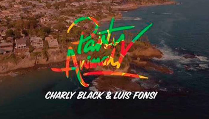 "Charly Black y Luis Fonsi se unen para una nueva versión de ""Party Animal"""