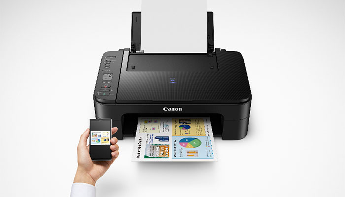 Canon presenta nueva línea de impresoras Pixma
