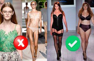 La delgadez extrema es pasado en las pasarelas en varias marcas de moda