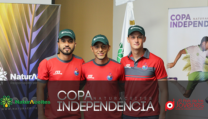 Final de la Copa Independencia NaturAceites 2017
