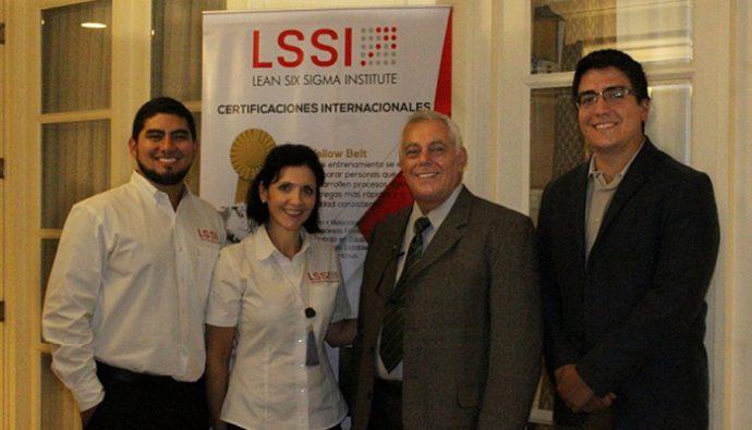 Lean Six Sigma Institute y la Universidad del Valle de Guatemala se unen para capacitar profesionales de talla mundial