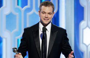 Top 5 de las mejores películas de Matt Damon