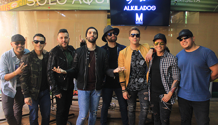 """Alkilados y Gagnster preparan sorpresa con su canción """"No Conviene"""""""