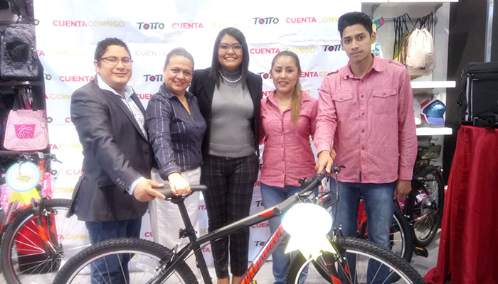 """""""Con TOTTO la Ciudad se ve mejor en Bici"""""""