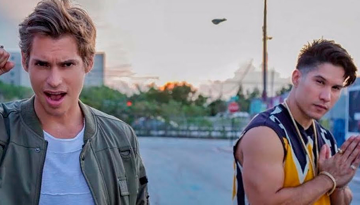 """Carlos Baute y Chyno Miranda se unen para el remix de la canción """"Vamo' a la calle"""""""