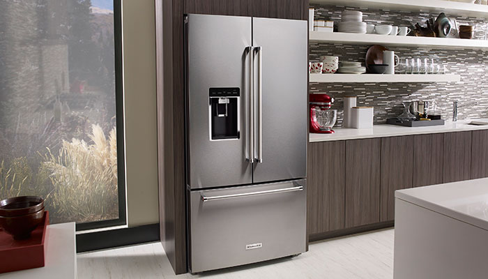 KitchenAid presenta el nuevo refrigerador Counter-Depth