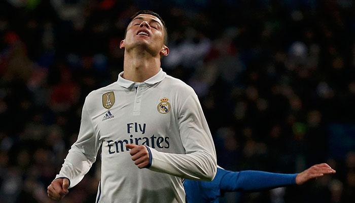 Cristiano Ronaldo ve escapar La Liga