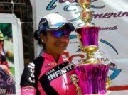 Guatemala tiene campeona en el Tour Femenino de Panamá