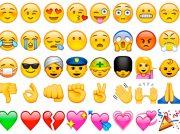 La nueva versión de Emojis para Twitter trae muchas sorpresas