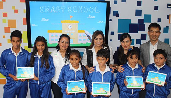 Escuela Enrique Castillo Monge cuenta con aula interactiva
