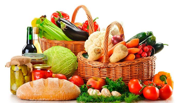 Dieta saludable para combatir el sobre peso y la obesidad