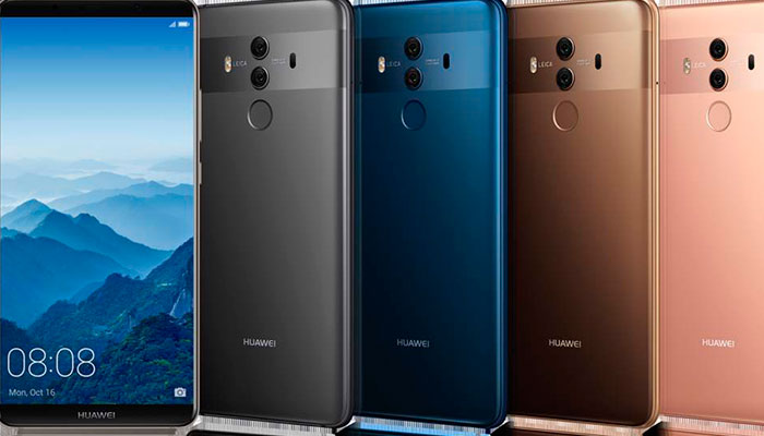 Finalmente sale a la luz el nuevo Mate 10 y Mate 10 Pro de Huawei
