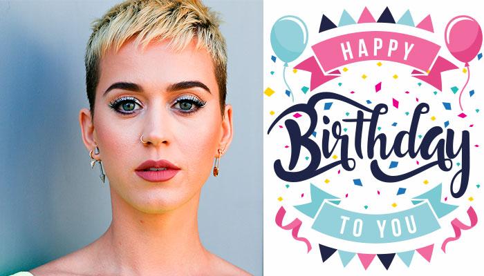 Los 15 mejores éxitos de Katy Perry